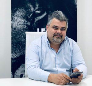 Marco Valena titolare azienda