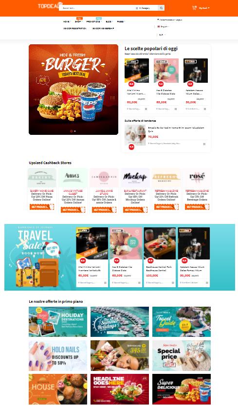 creo sito internet web creazione multivendor shop verona